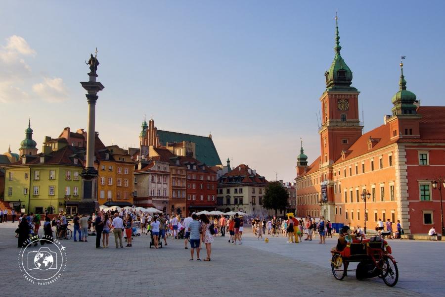 Le due anime della Varsavia di Chopin