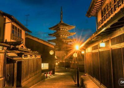 Kyoto-Hokanji-Blue-Hour