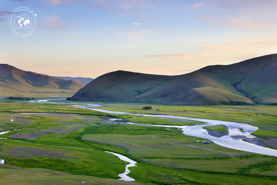 Mongolia- La terra del grande cielo blu