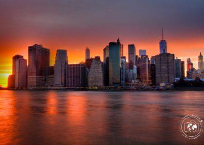 skyline-tramonto
