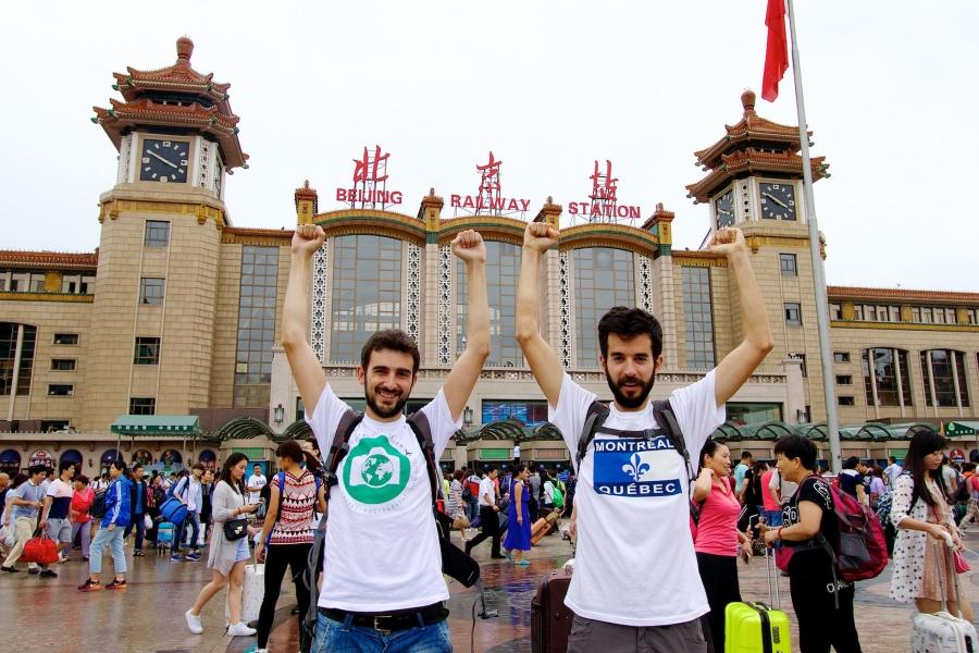 Torino – Pechino: l'essenza di un viaggio in treno dall'Italia alla Cina