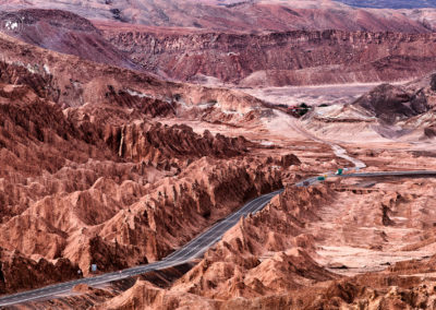 Cordillera-de-sal-strada